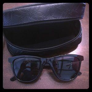 Women's Oakley sunglasses and case